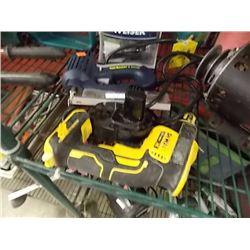 DEWALT DRILL & BATTERY - NO CHARGER - PS