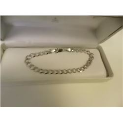 BRACELET - STERLING SILVER - RETAIL ESTIMATE $250