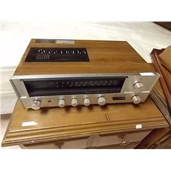 SUNSUI STEREO RECIEVER 331 - PS