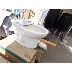 NEW IN BOX - AMERICAN STANDARD TOILET BOWL