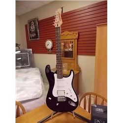 ELECTRIC GUITAR - RENEGADE - WITH SOFT CASE