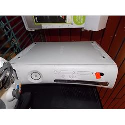 XBOX 360 WITH ONE CONTROLLER - seems working - PS