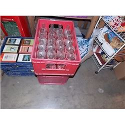 CRATE OF POP SHOP BOTTLES IN ORIGINAL CRATES 2 TTL