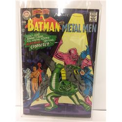 BRAVE and BOLD #74  BATMAN METAL MEN 1967