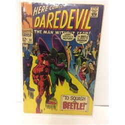 Daredevil #34  1967 Silver Age By Stan Lee