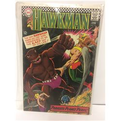 DC Comics HAWKMAN #19 Parasite Planet Peril