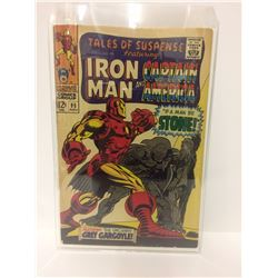 (1967) TALES OF SUSPENSE #95 - Nov - Iron Man & Captain America