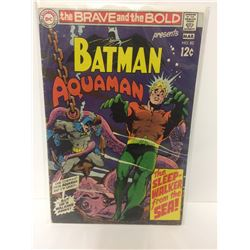 Brave And The Bold #82 Batman & Aquaman (Neal Adams)