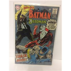 Brave and the Bold #79 Nice Bronze Age - Neal Adams Batman Early Deadman!