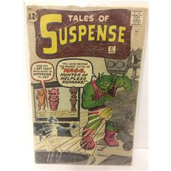 Tales of Suspense #37 Atlas marvel Timely Horror comic Kirby Ditko art