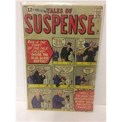 MARVEL TALES OF SUSPENSE #34 1962 KIRBY COVER