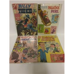 SILVER AGE COMIC BOOK LOT
