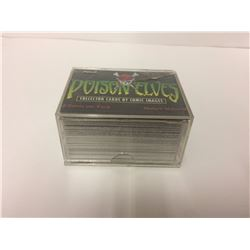 POISON ELVES NON SPORTS TRADING CARDS LOT