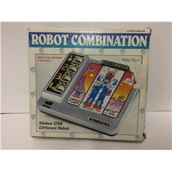 VINTAGE ROBOT COMBINATION TOY IN BOX