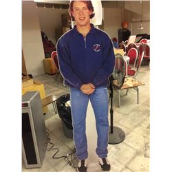 LIFE SIZE PAVEL BURE CARDBOARD CUT OUT