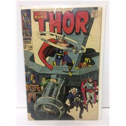 Thor #156 Journey Into Mystery Sept 1968