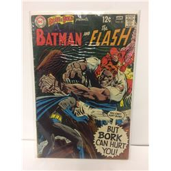 Brave and the Bold (1955) #81 featuring Batman & Flash Neal Adams
