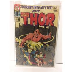 JOURNEY INTO MYSTERY THOR #121 1965 MARVEL