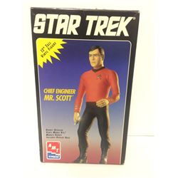 "Star Trek 12"" Chief Engineer Mr. Scott Model KIT 1994 FIGURE"