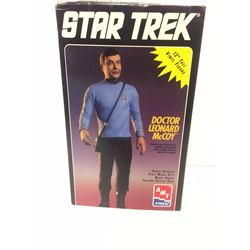 "AMT/ERTL  Star Trek 12"" DOCTOR LEONARD McCOY Model KIT 1994 FIGURE"