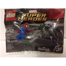 Lego 30305 Spider-Man Super Jumper poly-bag Marvel Super Heroes NEW sealed