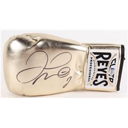 FLOYD MAYWEATHER JR. AUTOGRAPHED BOXING GLOVE WITH COA