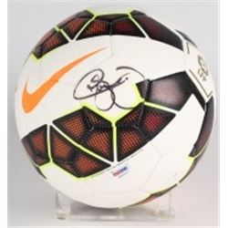NEYMAR JR SIGNED SOCCER BALL