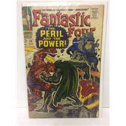 Fantastic Four #60 (1967 Marvel Comics) Dr Doom appearance