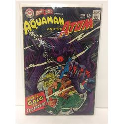 Brave and the Bold #73 - Aquaman & the Atom - (Aug-Sep 1967, DC)