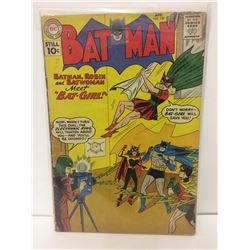 Batman #139 DC Comic Book 1961 1st Appearance Original Bat-Girl