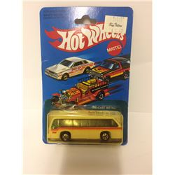 "HOT WHEELS ""RAPID TRANSIT"" TOY CAR"