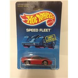 "HOT WHEELS ""SPEED FLEET"" TOY CAR (NEW MODEL)"