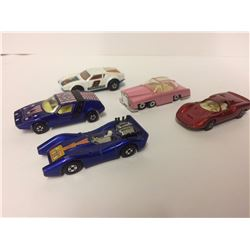 VINTAGE HOT WHEELS TOY CAR LOT (MATCHBOX & MORE)