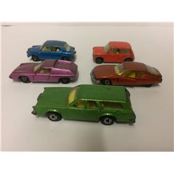 VINTAGE TOY CAR LOT