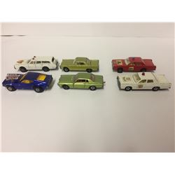 VINTAGE DIE CAST TOY CAR (MATCHBOX & MORE)