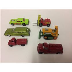 VINTAGE DIE CAST TOY CAR (HOT WHEELS & MORE)