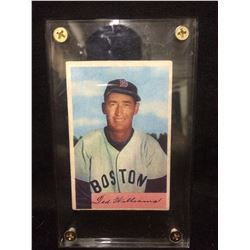 TED WILLIAMS 1954 BOWMAN #66