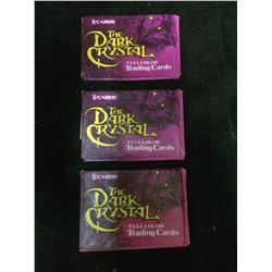 THE DARK CRYSTAL TRADING CARDS LOT (FULL COLOUR)