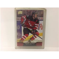 UD Connor McDavid Collection TEAM CANADA