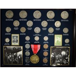 WORLD WAR II SILVER HISTORIC COLLECTION