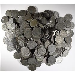 300 - STEEL WHEAT CENTS - MIXED CIRC