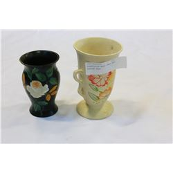 BRENTLEIGH WARE VASE AND MARTON VASE