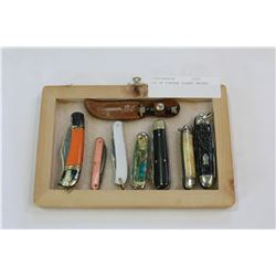 LOT OF VINTAGE POCKET KNIVES