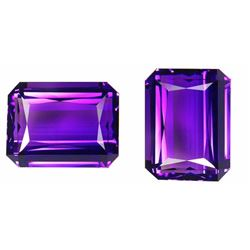 Natural Purple Amethyst 28.70 cts