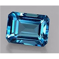 Natural London Blue Topaz 18.55 carats