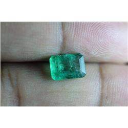 Natural Emerald 2.04 Carats - no Treatment