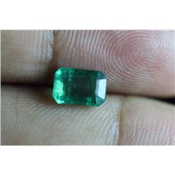 Natural Emerald 1.43 carats - no Treatment