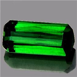 Natural Neon Chrome Green Tourmaline 3.62 ct - VVS