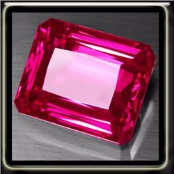 Natural Hot Pink Topaz 21.25 Carats - VVS