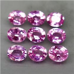 Natural Pink Sapphire Madagascar 4.08 Ct